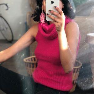 🚫SOLD🚫Angora Pink Turtleneck size Small